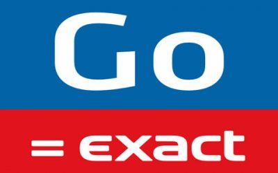 Exact Online heeft handige Exact Go app