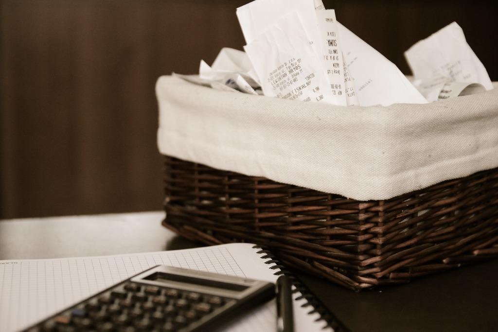 boekhoudpakket zakelijke rekening