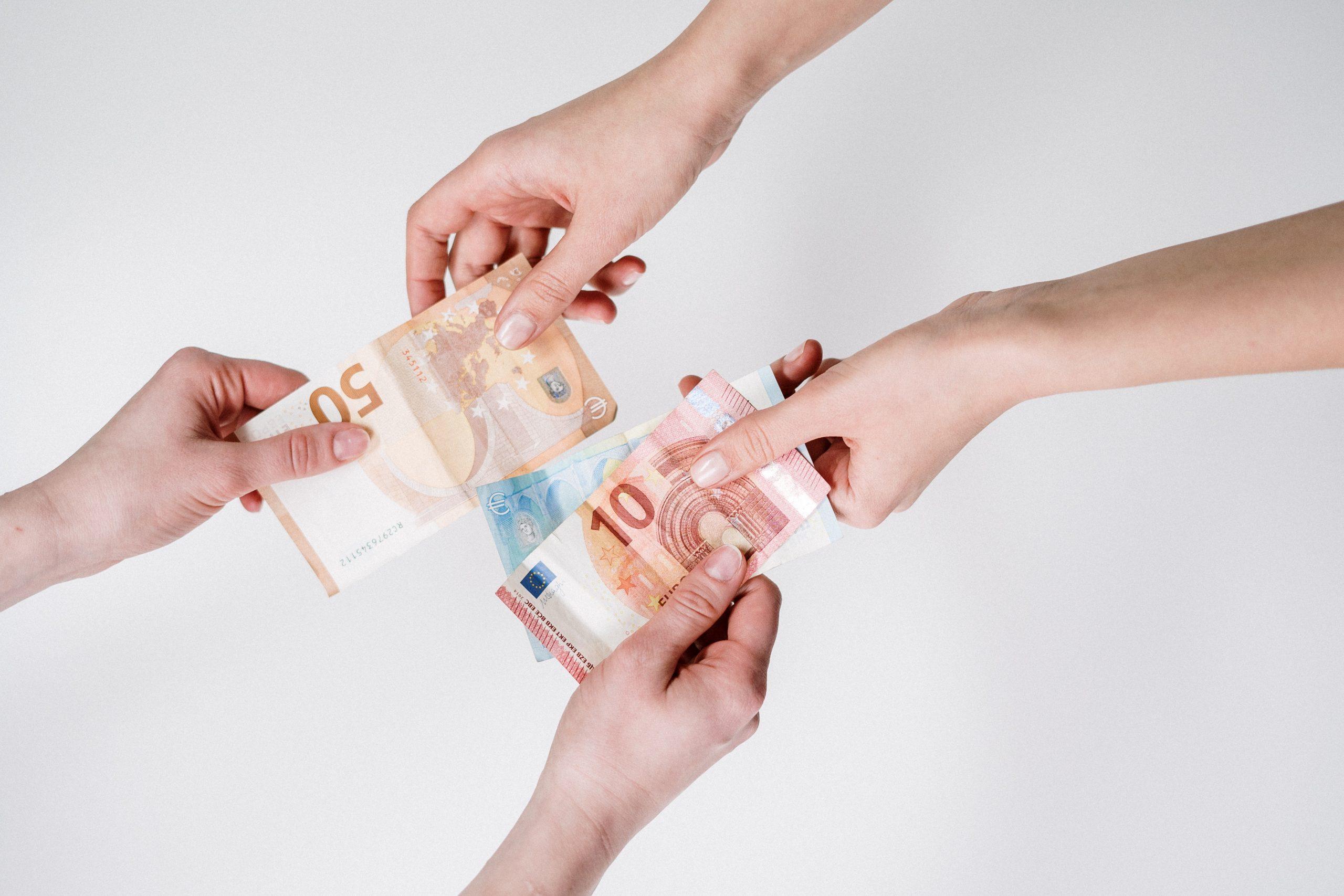 boekhoudpakket zonder zakelijke rekening
